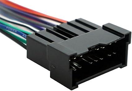 amazon.com: compatible with kia sorento 2003-2006 factory stereo to  aftermarket radio harness adapter: car electronics  amazon.com