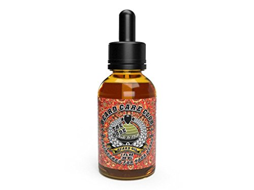 The Dude Beard Oil -