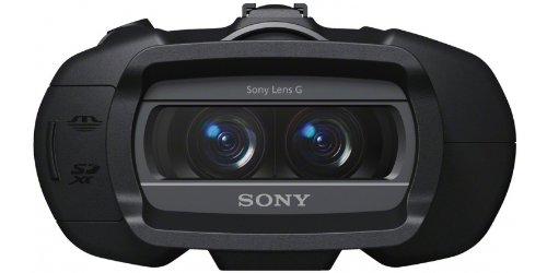 Sony DEV-3 Digital Recording Binoculars, Black