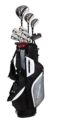 Mens Right Handed Driver - Top Line Men's  Right Handed M5 Golf Club Set for Tall Men ( Height 6'1