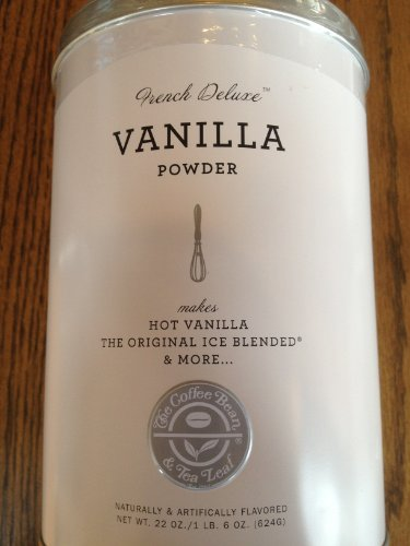 (The Coffee Bean & Tea Leaf Vanilla Powder, 22-Ounce Containers (Pack of 3))