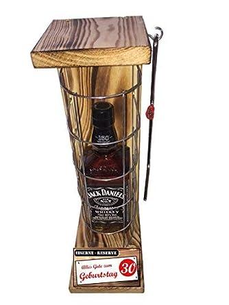 Alles Gute Zum 30 Geburtstag Die Eiserne Reserve Mit Jack Daniels 0