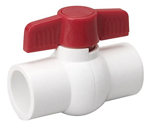(Proline Power 107-634 PVC Ball Valve, 3/4