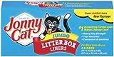 JONNY CAT Jumbo Litter Box Drawstring Liner – 5 Ct, My Pet Supplies