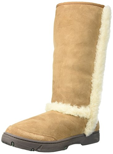 Ugg Vrouwen Zonnestraal Tall Mode Boot Kastanje