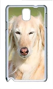 Samsung Note 3 CaseSuspicious Dog PC Custom Samsung Note 3 Case Cover White