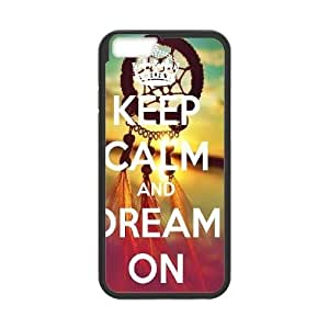 """Dream on dreamer Personalized Case for Iphone6 Plus 5.5"""", Customized Dream on dreamer Case by mcsharks"""