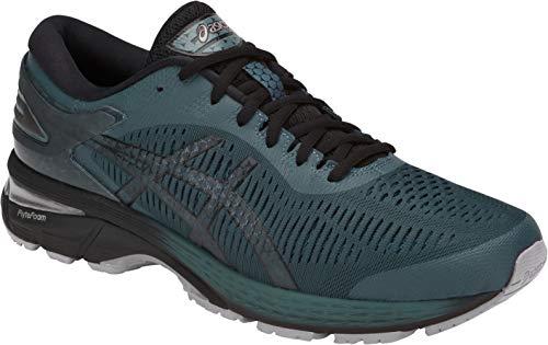 ASICS Men's Gel-Kayano 25 Running Shoe, Iron Clad/Black, 7 D(M) US by ASICS (Image #1)