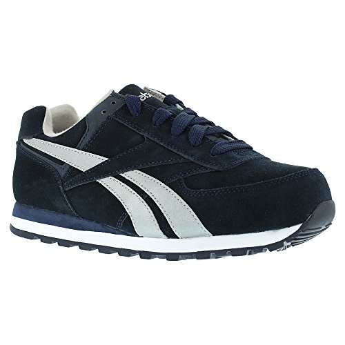 Reebok Leelap Women's Blue Safety RB195 Work Athletic Shoe nRnPq8UZ