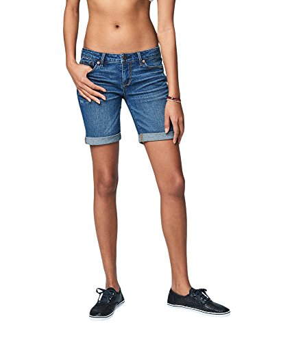 Aeropostale Womens Medium Bermuda Shorts
