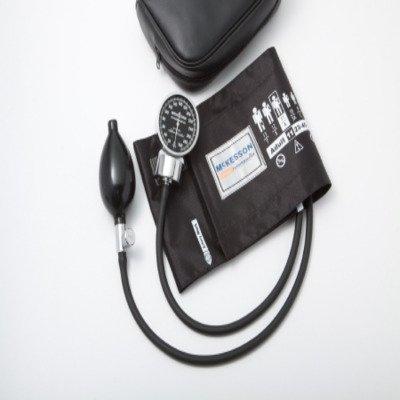 mck31822500 - MCKESSON marca Tensiómetro aneroide MCKESSON bolsillo estilo mano 2 tubos pequeños, adultos brazo: Amazon.es: Oficina y papelería