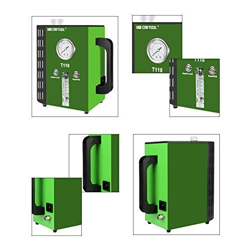 MRCARTOOL T110 2 MODE Automotive Fuel Leak Detectors Car Pipe Leakage Tester Car Leak Locator Automotive Diagnostic Leak Detector Support EVAP For Motorcycle/Cars/SUVs/Trucks/Boats by MRCARTOOL (Image #4)