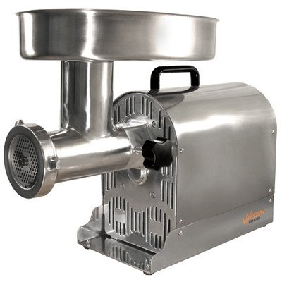 Weston 08-3201-W PRO-1050 #32 Electric Meat Grinder & Sausage Stuffer (32 Electric Meat Grinder)