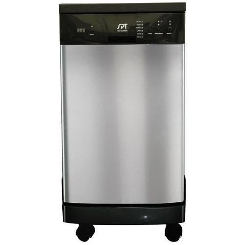 SPT SD 9241SS Portable Dishwasher Stainless