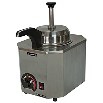 Image of Circulating Baths Paragon Pro-Deluxe 2028C Heated Pump for Professional Concessionaires Requiring Commercial Quality & Construction 500W Accommodates #10 Can