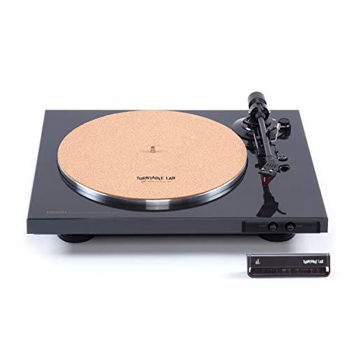 Denon: DP-300F Turntable + Ortofon 2M Red Upgrade (TTL Upgrade)