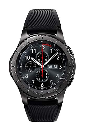 Amazon.com: Samsung Gear S3 Frontier Smart Watch - Wrist ...
