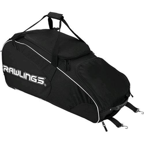 - Rawlings Workhorse Equipment Bag (Black)