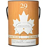 29 FEVRIER Maple-in-A-Tree 100% Pure Canadian Maple Syrup Grade A-Amber, 1.5 L