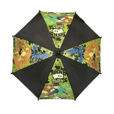 Ben 10 Alien Force Umbrella (Green)