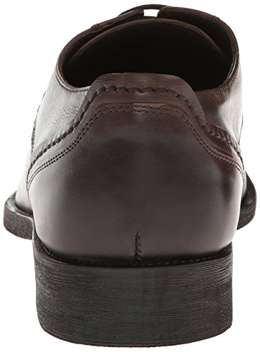 Giorgio Brutini Mens Kern Oxford Brown