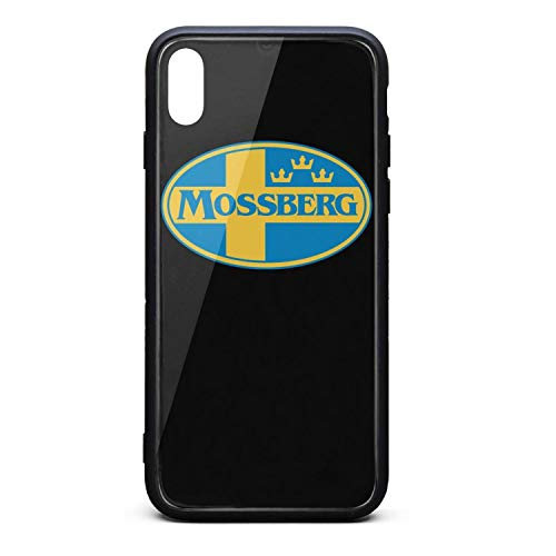 Hybrid Protective Durable Stylish Non-Slip Design Fashionable-Mossberg-Cool-iPhone Cases Covers for X,Xs,Xs Max Back Cover Anti-Scratch Scratch Resistant Thin Ultra Slim ()