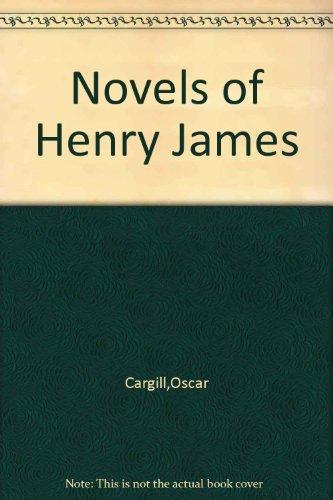 the-novels-of-henry-james