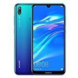 "Huawei Y7 2019 (32GB, 3GB) 6.26"" Dewdrop Display, 4000 mAh Battery, 4G LTE"