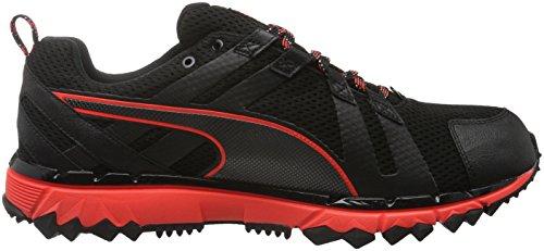 Puma Faas 500 Tr V2 Gtx ® Unisex - Zapatillas de Entrenamiento Unisex adulto Negro - Schwarz (puma Black-Red blast-puma Black 01)