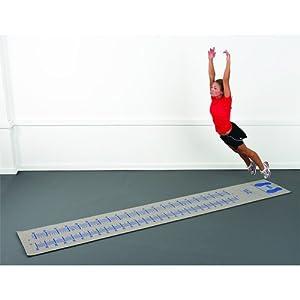 Amazon Com Gill Athletics Standing Long Jump Testing Mat