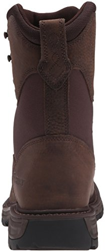Ariat Mens Conquest Round Toe 8 GTX Hunting Boot Pebbled Brown Hxf5fxs