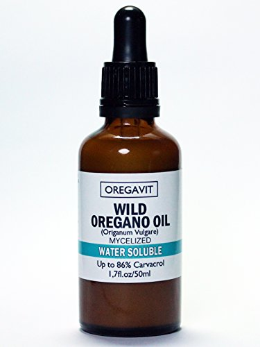 Cheap Water Soluble Wild Oil of Oregano Oil 50ml/1,7oz Promotes CLEAN TEETH * HEALTHY GUMS * GOOD BREATH * IMMUNE BOOSTING * HEALTHY DIGESTIVE AND ELIMINATION FUNCTION * DAILY MOUTHWASH*IDEAL FOR NEBULIZER