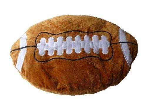 Rhose Island Novelty Football Plush Pillow