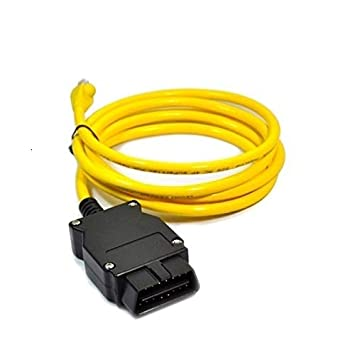 Rj45 ENET Cable ethernet Connector Tools to OBD Interface Cable Coding  F-Series for ENET