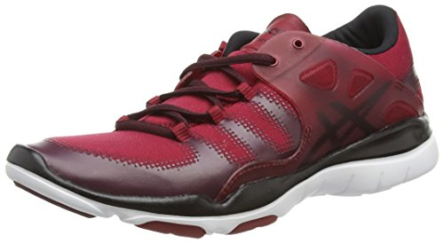 Asics de Warm Royal Femme Entrainement Gel Burgundy 2499 Rouge Red Onyx Fit Running Chaussures Vida gxrgqIB