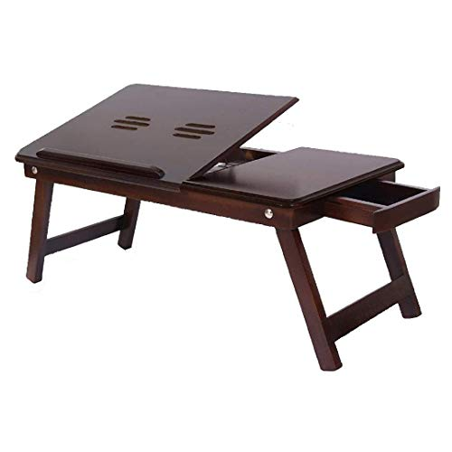 Fangle Table Mate Adjustable Foldable Multi-Function Portable Laptop Table/Study Table
