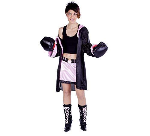 Nines dOnil Disfraz de Boxeadora Mujer: Amazon.es: Juguetes y juegos