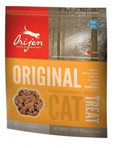 Orijen Orijen Original Freeze Dried Cat Treats, 1.25 Oz