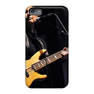 Great Hard Phone Cover For Iphone 6plus With Unique Design Stylish Macbeth Band Pattern ChristopherWalsh