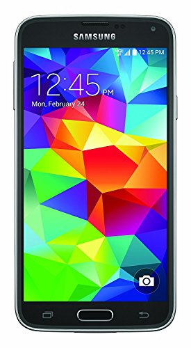 Samsung Galaxy S5 G900A 16GB - AT&T (Renewed) (Black) (Samsung Galaxy S4 Cell Phone At&t)