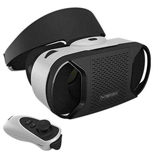 WensLTD For Samsung Galaxy S7 Google Cardboard WIFI VR BOX Virtual Reality 3D Glasses