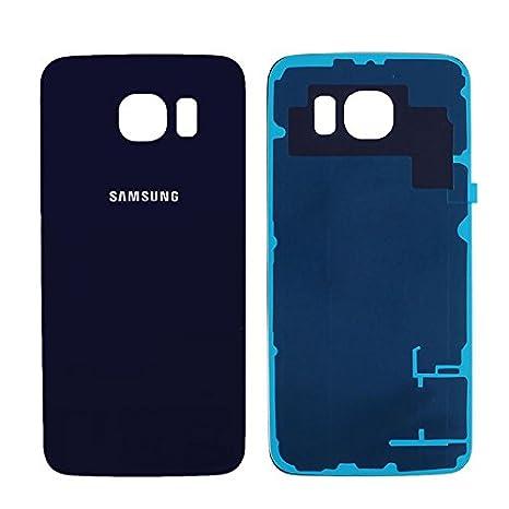 ZHUOTOP - Carcasa Trasera para Samsung Galaxy S6 (Cristal)