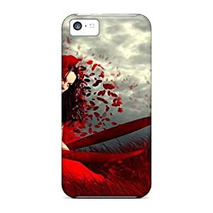 DrunkLove Awesome Case Cover Compatible With Iphone 5c - Red Riding Hood