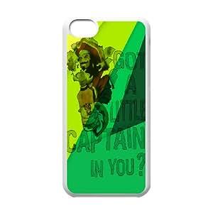 iPhone 5C Phone Case Captain Morgan L5859