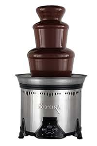Sephra CF18M-SST Elite 6-lb Capacity Chocolate Fountain, Stainless Steel