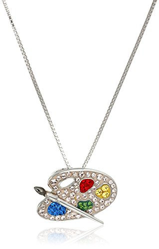 carnevale-sterling-silver-artist-paint-pallet-made-with-swarovski-elements-pendant-necklace-18