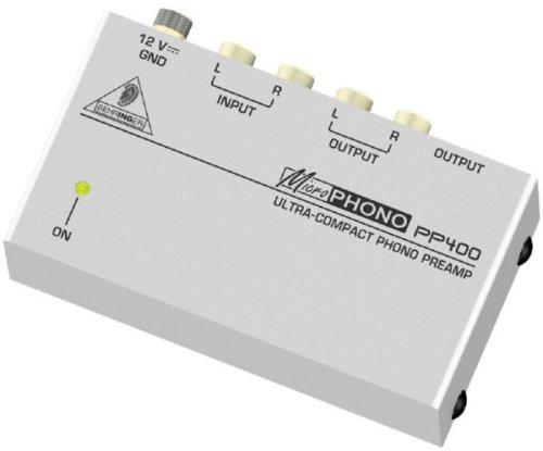 Behringer A- A-B Box (PP400) by Behringer