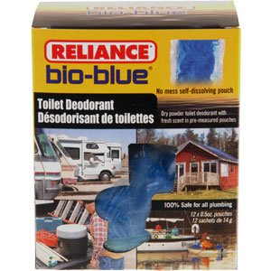 (Reliance Products Bio-Blue Toilet Deodorant Chemicals (12-Pack))
