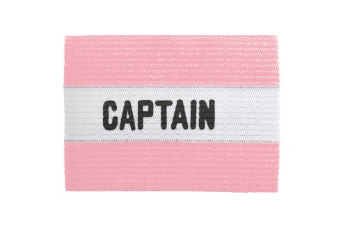 Kwik Goal Youth Captain Armband, Pink (Pink Armband)