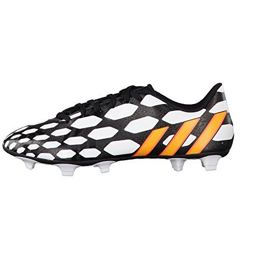 adidas Performance - Botas de fútbol de genérico para hombre negro/blanco - negro/blanco
